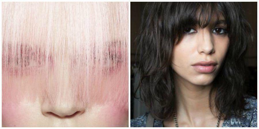 Tagli capelli fini