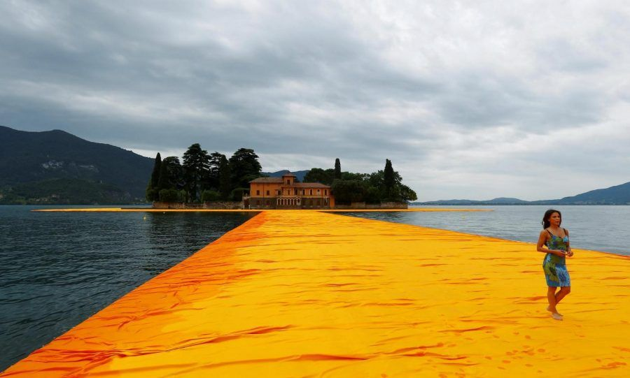 The Floating Piers1