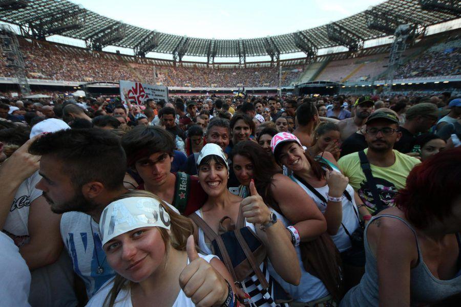 Fan Vasco Rossi concerti