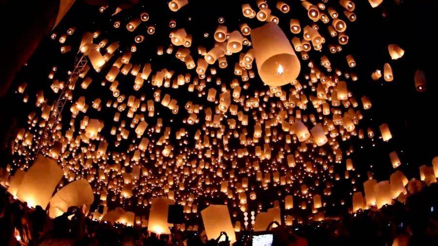 Yi Peng Festival i