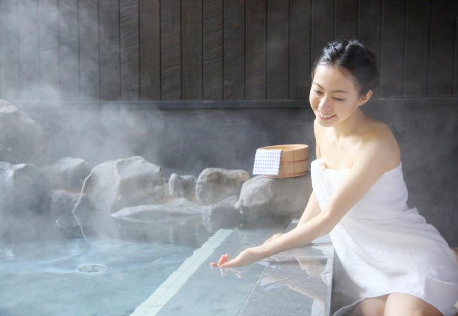 6 segreti di bellezza giapponesi per sembrare pi giovani - Bagno caldo per raffreddore ...