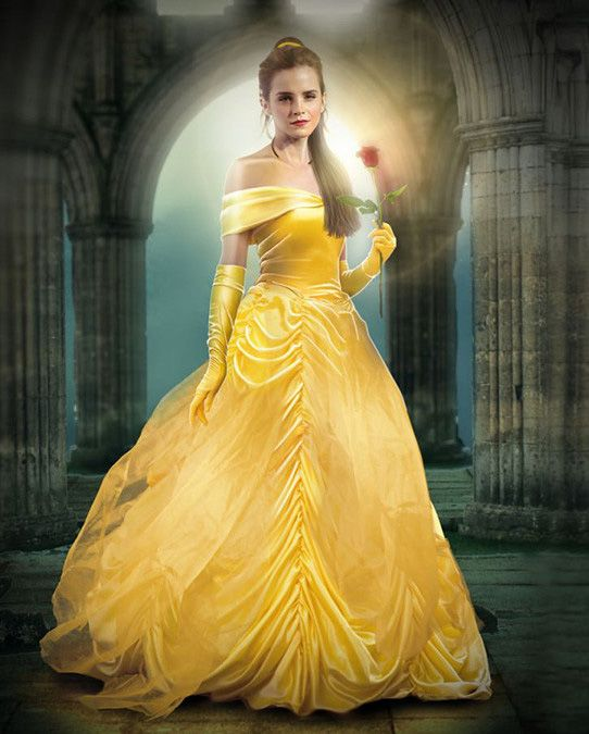Emma Watson - La Bella e la Bestia
