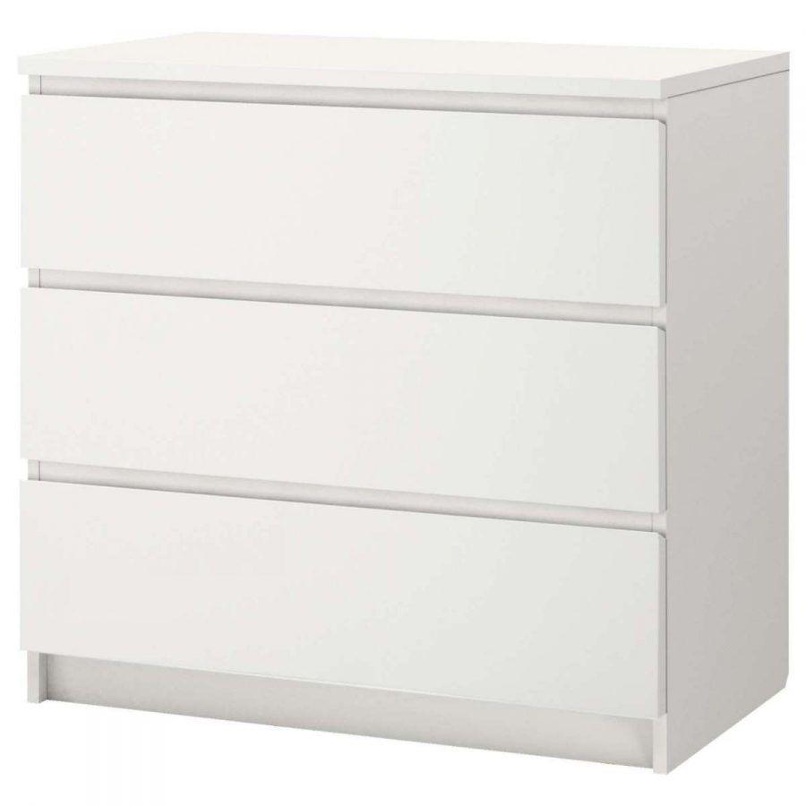Ikea ritira la sua cassettiera dopo la morte di 6 bambini bigodino - Cassettiera malm ikea 3 cassetti ...