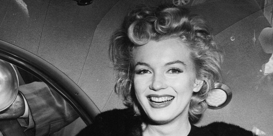 Marilyn Monroe da giovane