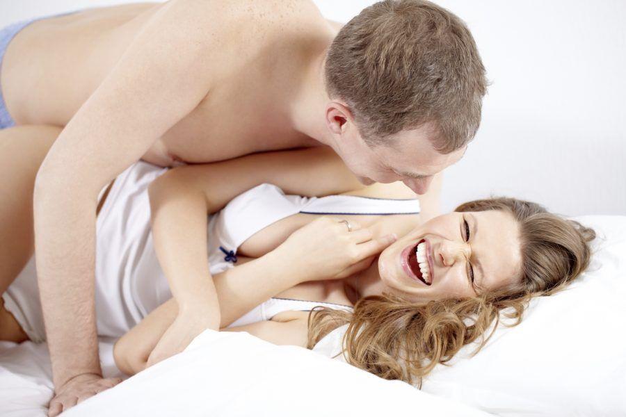 ...il sesso DEVE essere divertente sempre...