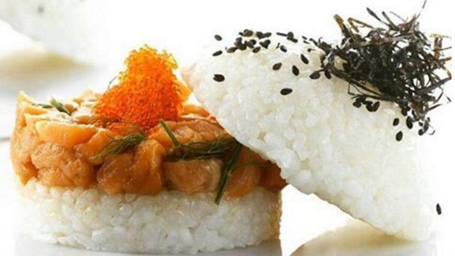 viva il sushi burger!