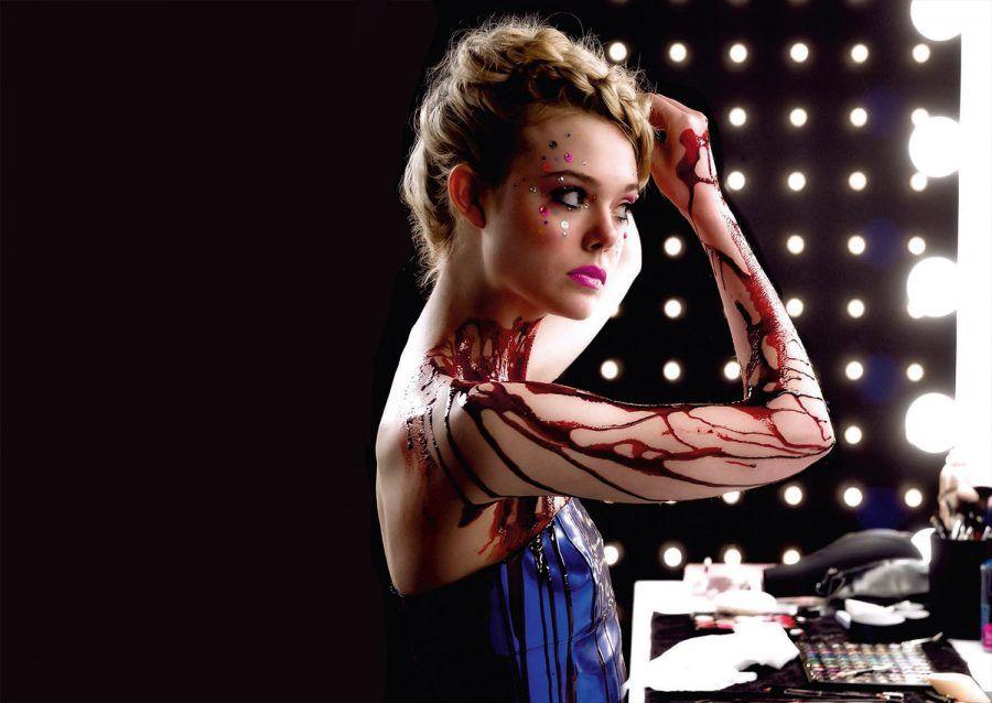 Elle Fenning in The Neon Demon - Nicolas Windign Refn