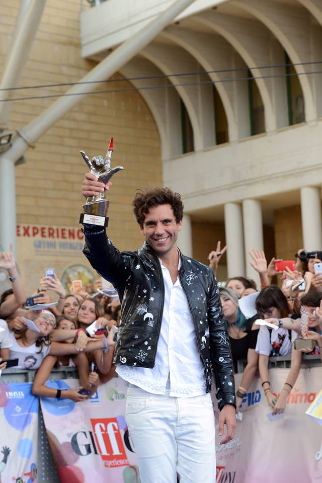 Mika ospite al Giffoni Film Festival 2016