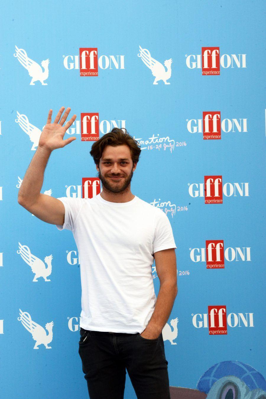 Lorenzo Richelmy ospite al Giffoni Film Festival 2016