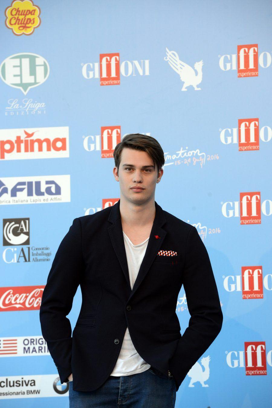 Nicholas Galitzine ospite al Giffoni Film Festival 2016