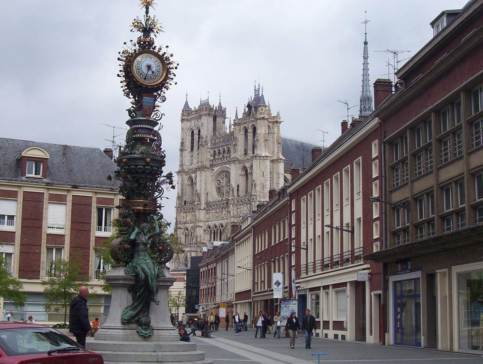 Amiens_-_Horloge_Dewailly