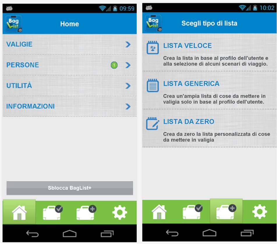 BagList-applicazioni-Android-vacanze