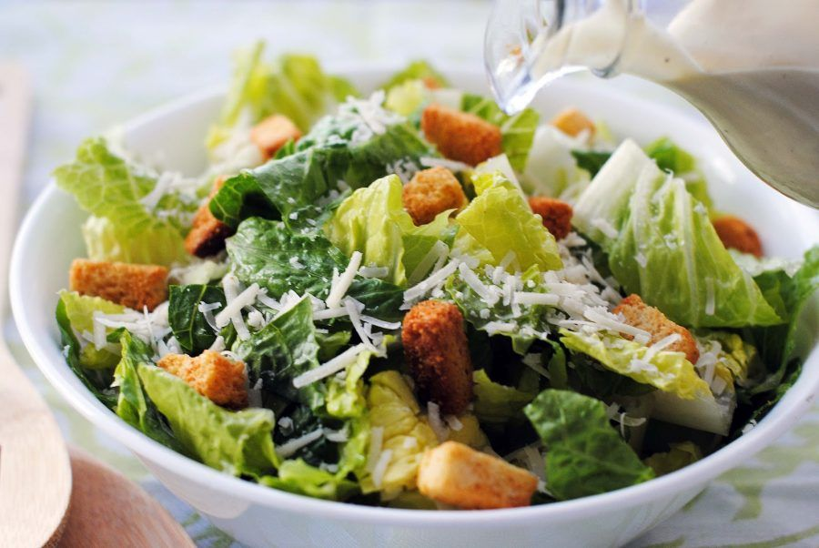 Caesar Salad1