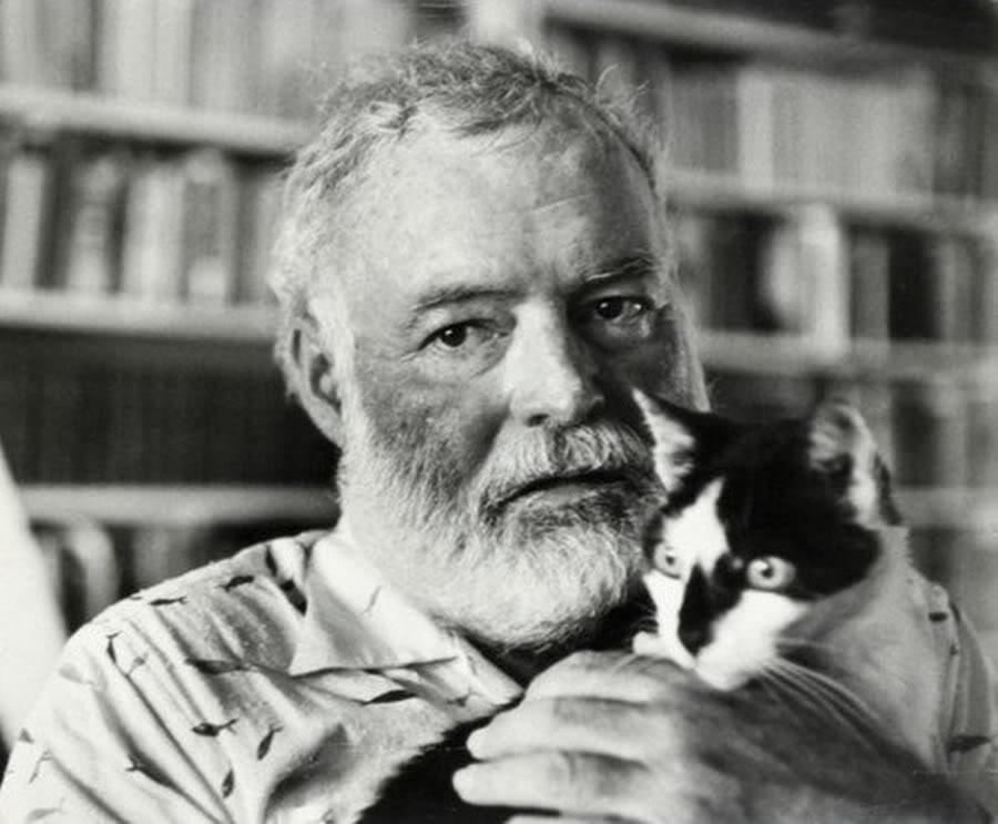 Ernest Hemingway2