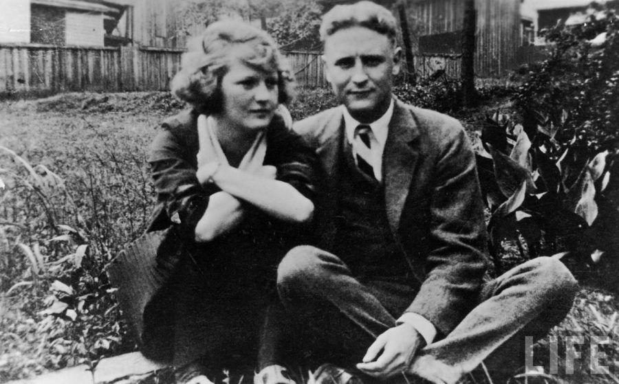 Francis Scott e Zelda Fritzgerald