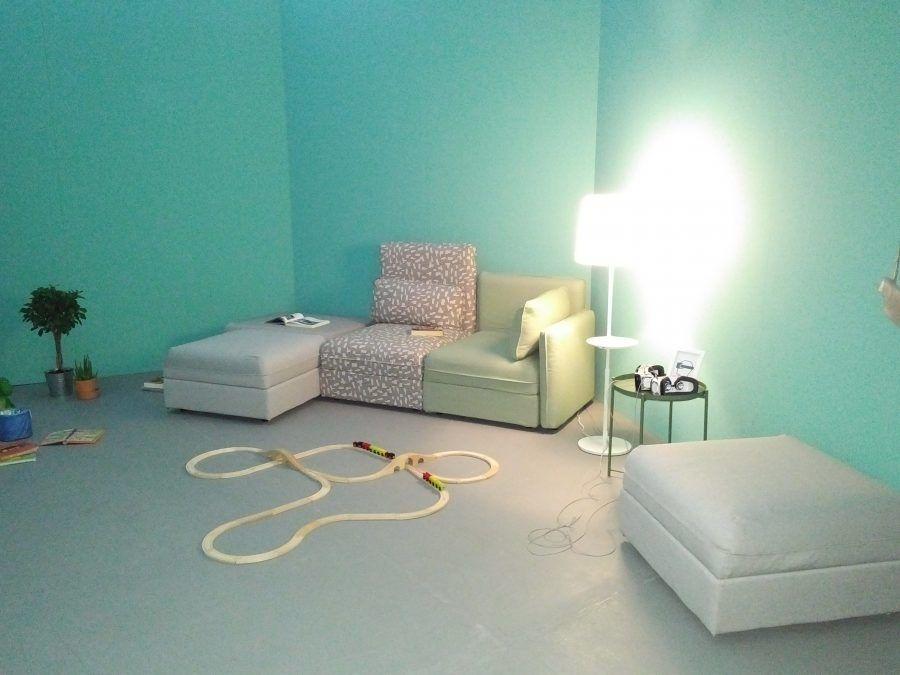 Ikea in arrivo la nuova visione di arredamento bigodino - Ikea divano componibile ...