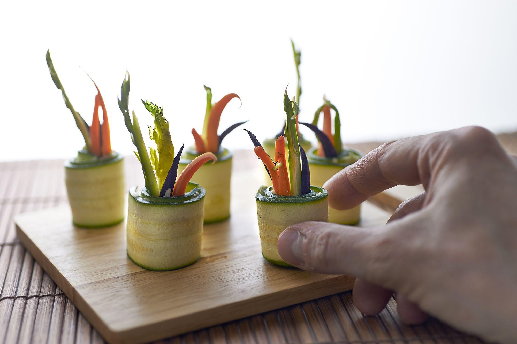 Involtini di zucchine 1 copia