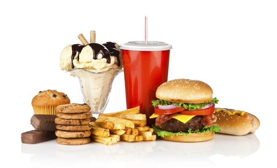 ...sicuramente fate schifo voi, junk food che non siete altro!