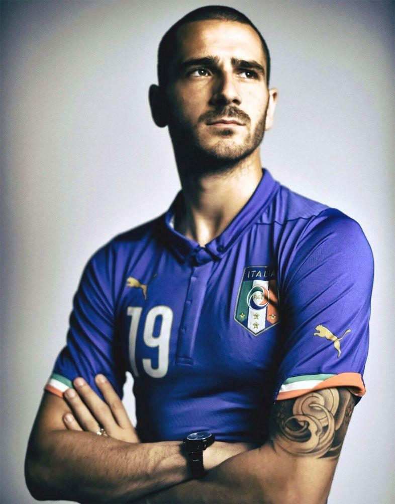 ...Bonucci, vero maschio italiano...