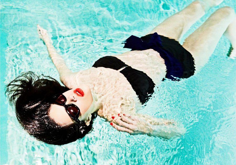 Look party in piscina