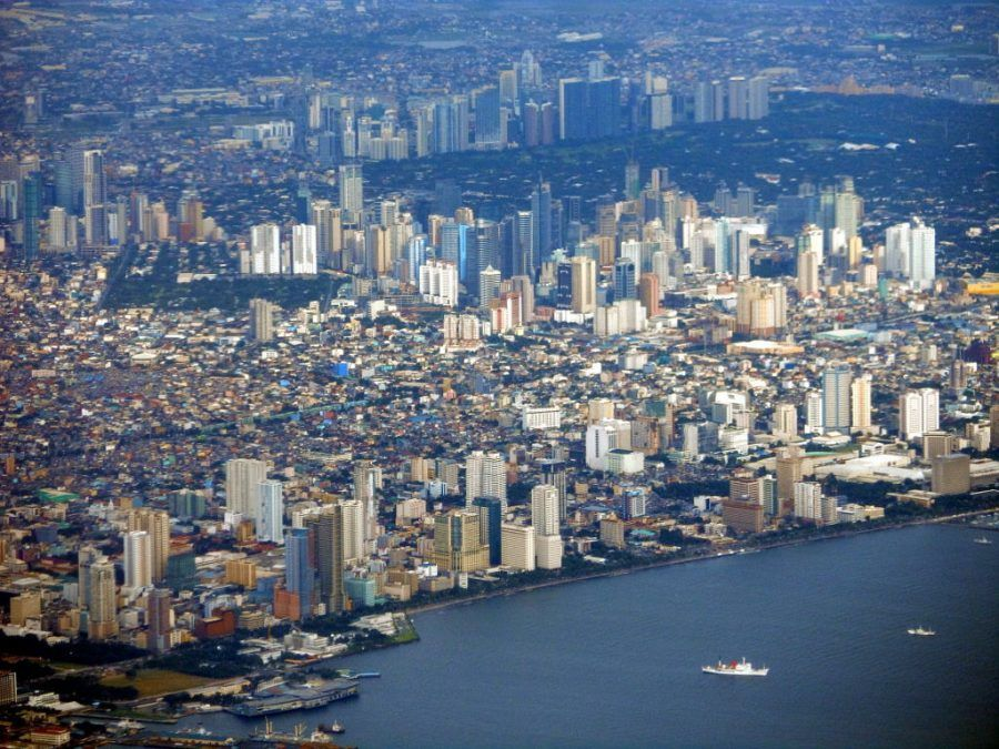 Manila; Filippine