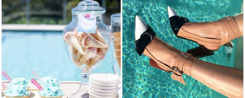 Party in piscina ecco il look che dovresti scegliere for Idee party in piscina