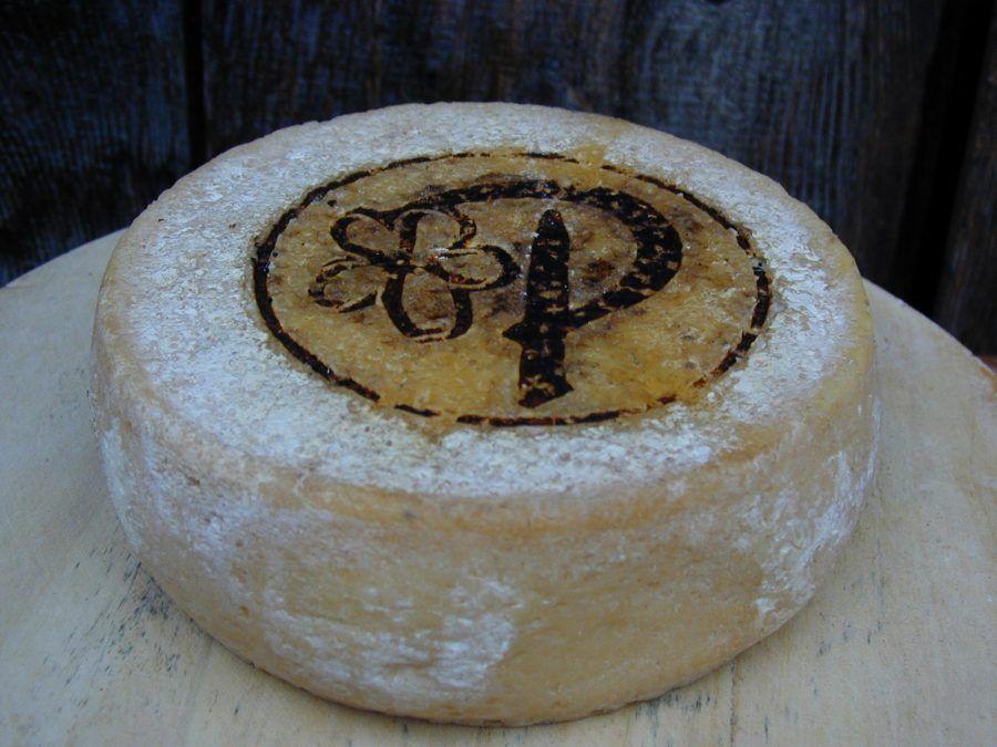 Il formaggio delle viole