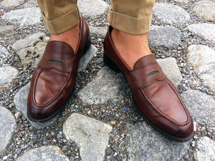 Scarpe senza calzini