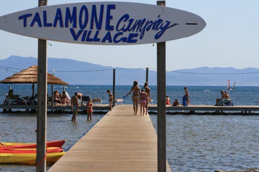 Talamone Camping Village di Talamone