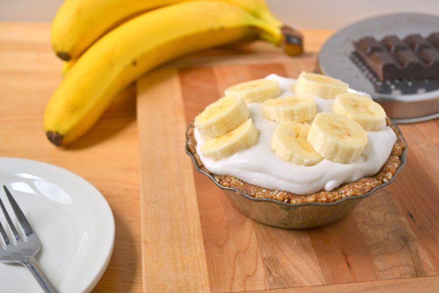 Torta alla banana 2