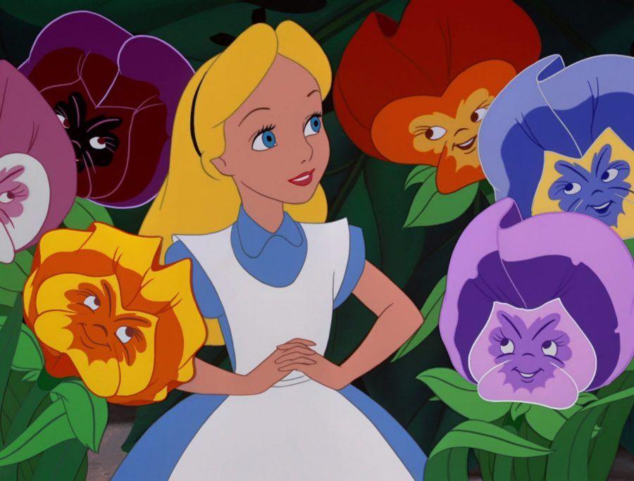 Alice nel paese delle meraviglie alcune cose che forse