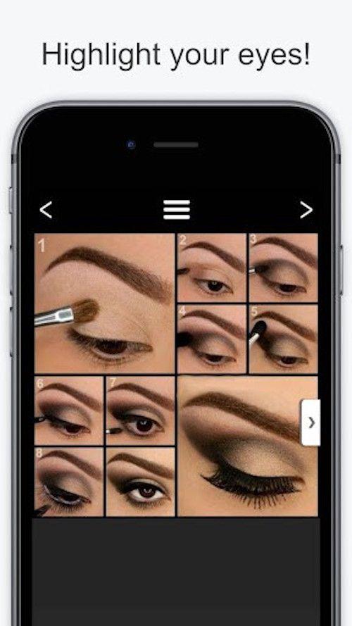 app trucco eyes 2016