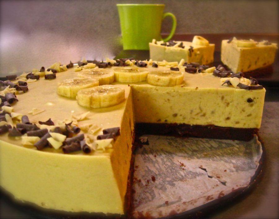 cheesecake banana1