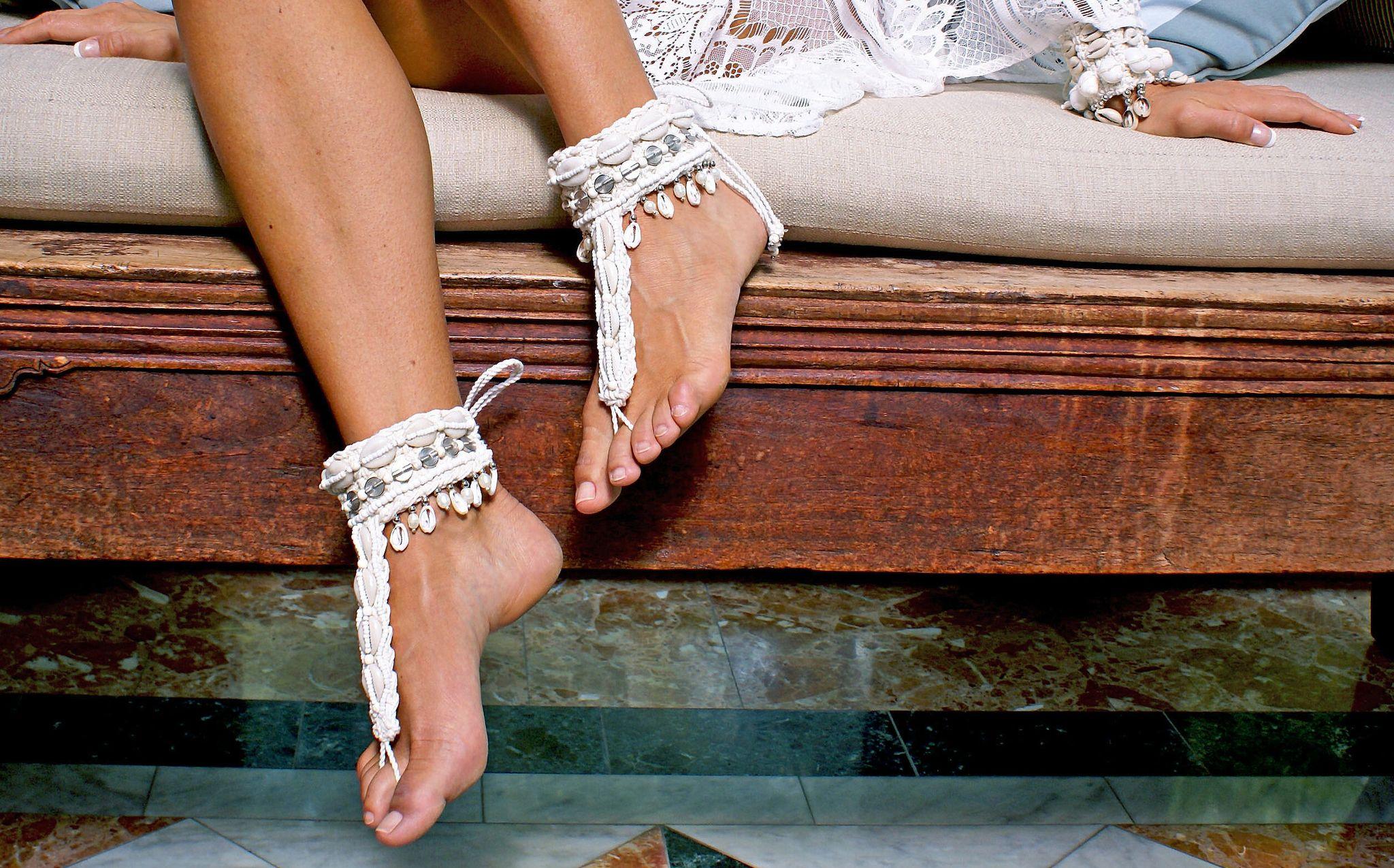 Barefoot Sandals: cosa sono e come realizzarli