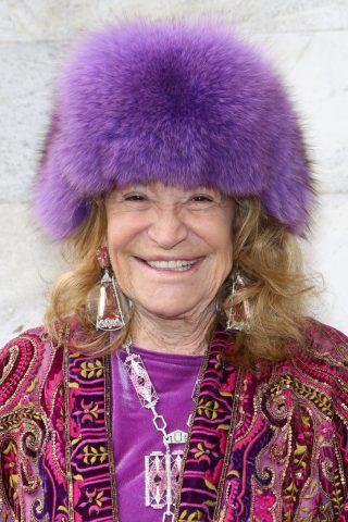 Marta Marzotto, stilista e icona di moda