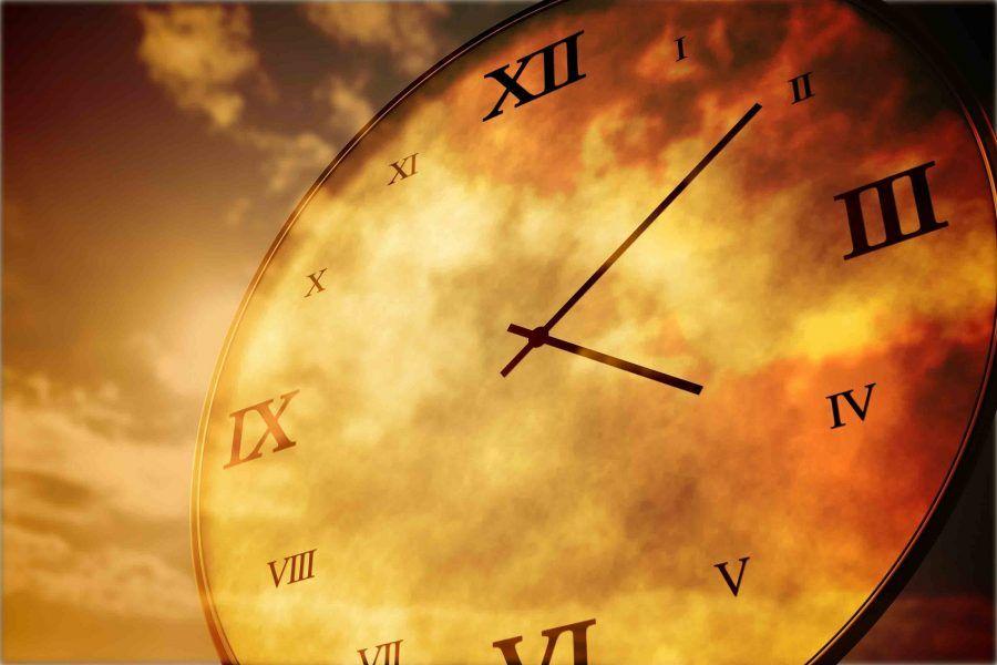 Il tempo passa, il tempo passa...