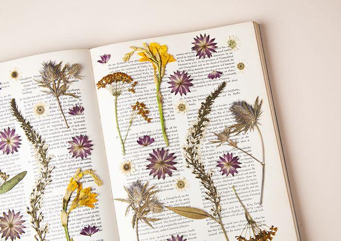 Come realizzare quadri artistici con i fiori bigodino for Quadri fiori