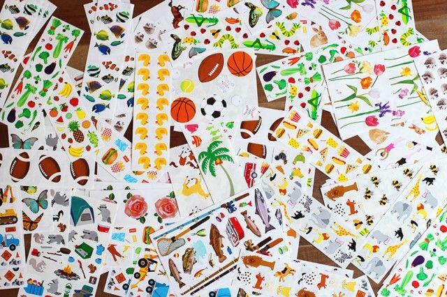stickers mandala