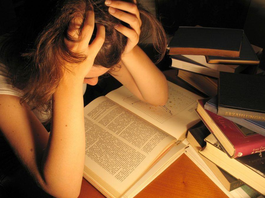 ...io dei libri non ne posso proprio più..