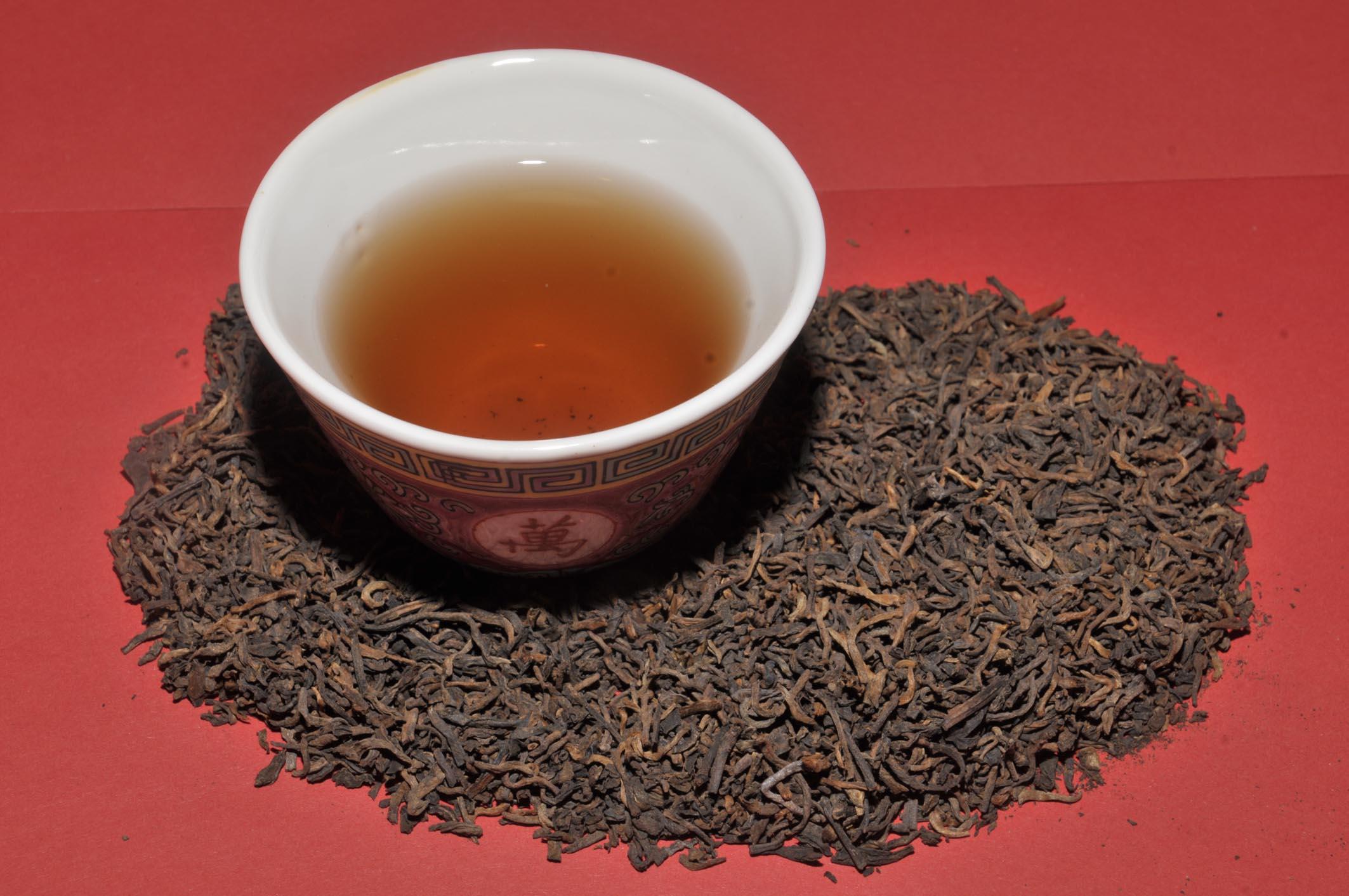 il tè pu erh ti aiuta a perdere peso