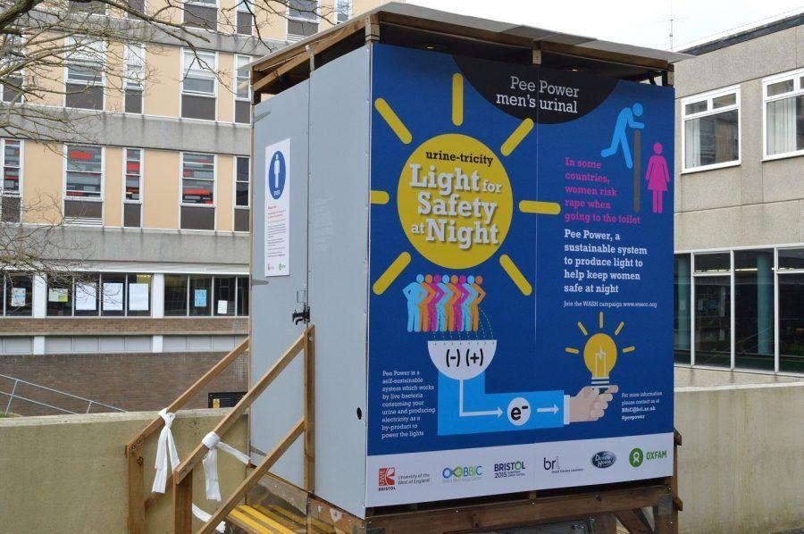 """Pee power"": dall'urina energia pulita a basso costo"