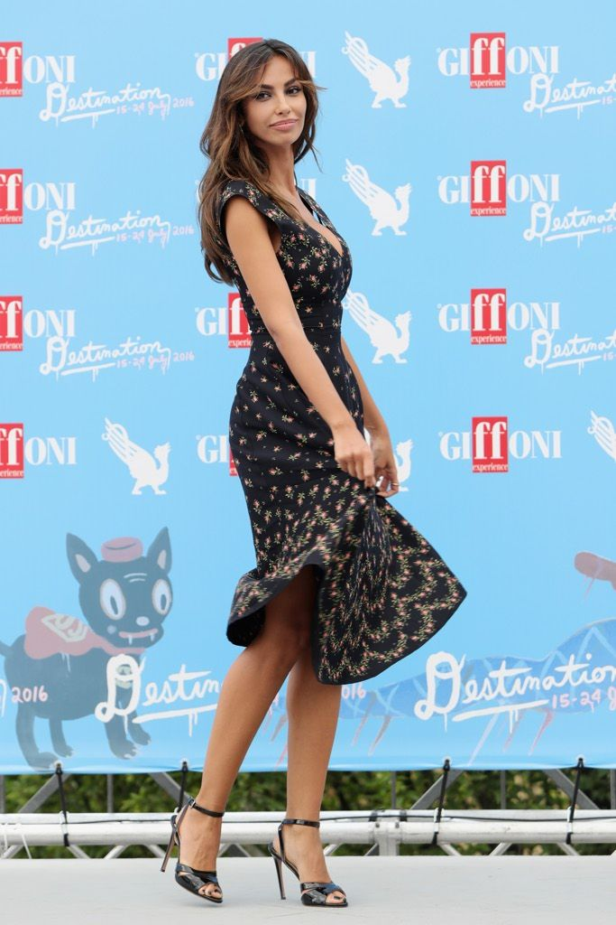 Madalina Ghenea ospite al Giffoni Film Festival 2016