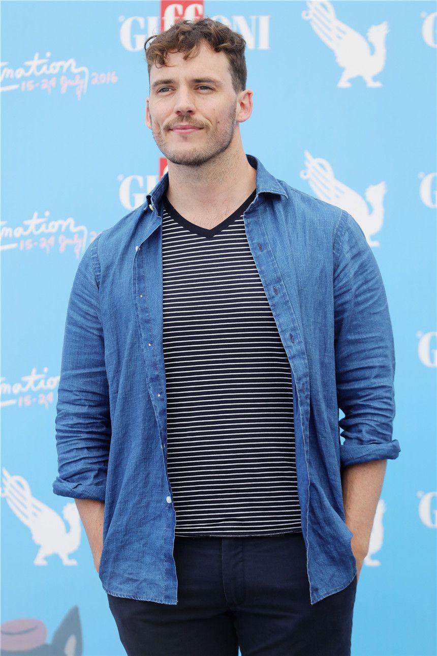 Sam Claflin ospite al Giffoni Film Festival 2016