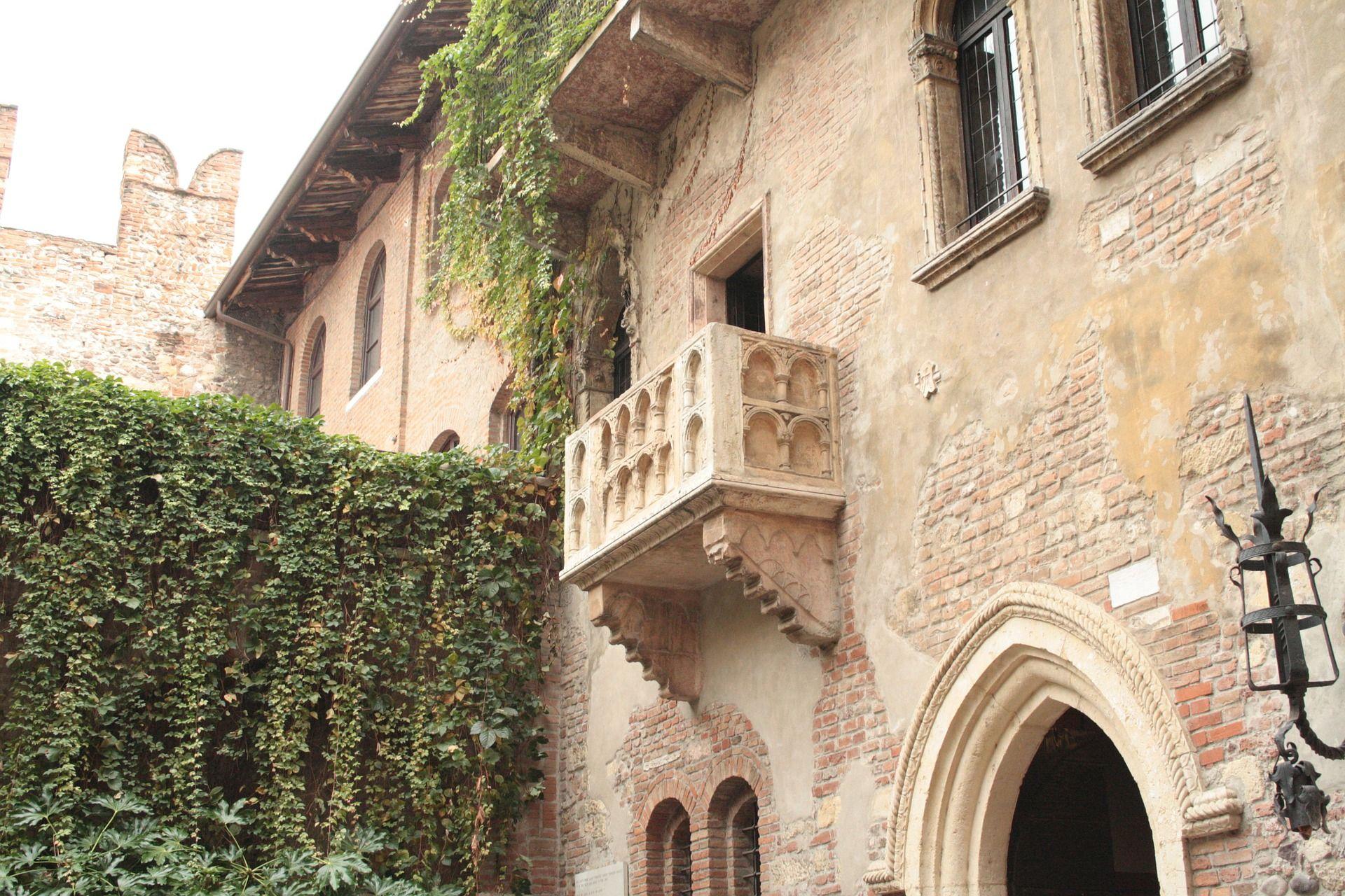 Tour di Verona seguendo Shakespeare
