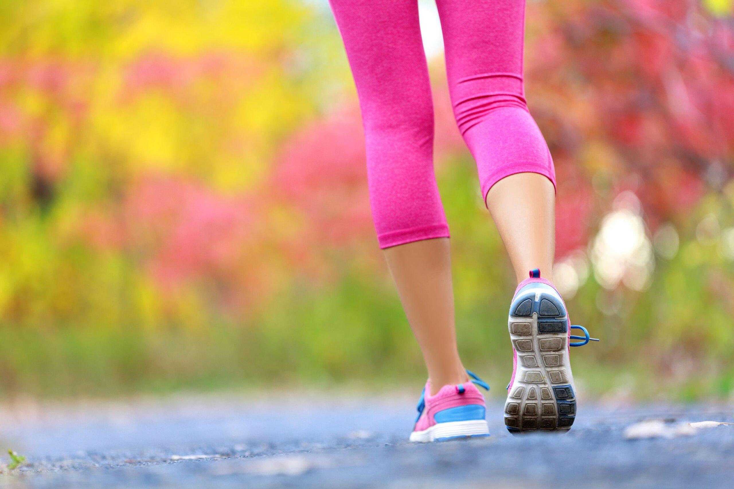 Come allenarsi per lunghe camminate