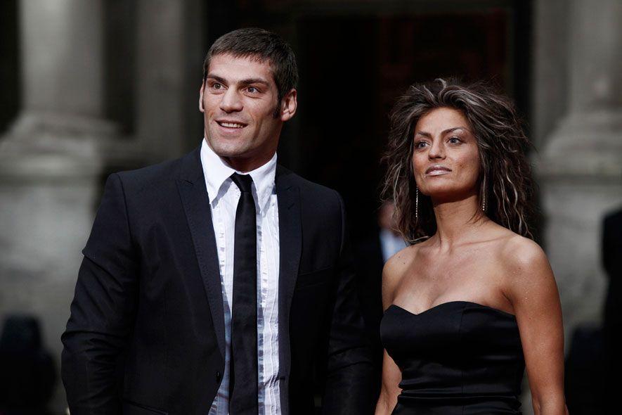 Clemente Russo e Laura Maddaloni