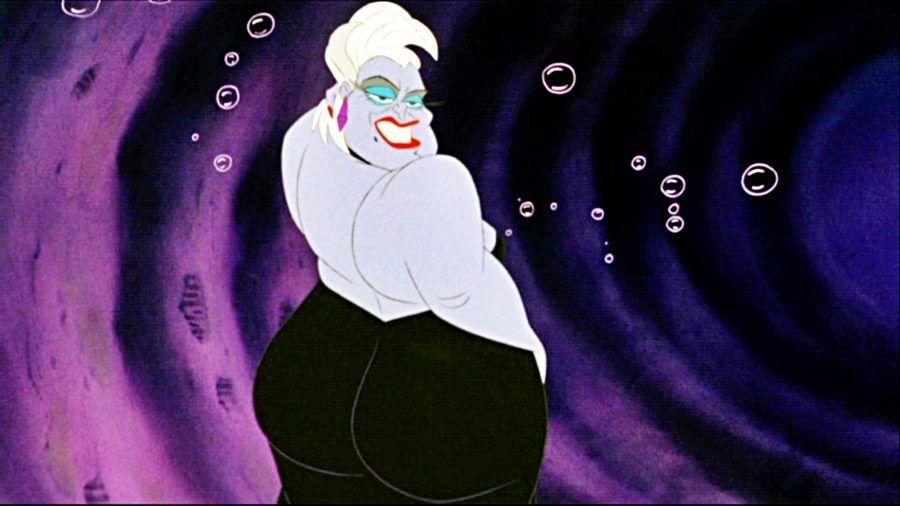 """prendete Ursula, regina del mare, non certo una """"secca"""" , sensualona come poche e se ne fregava del peso!"""