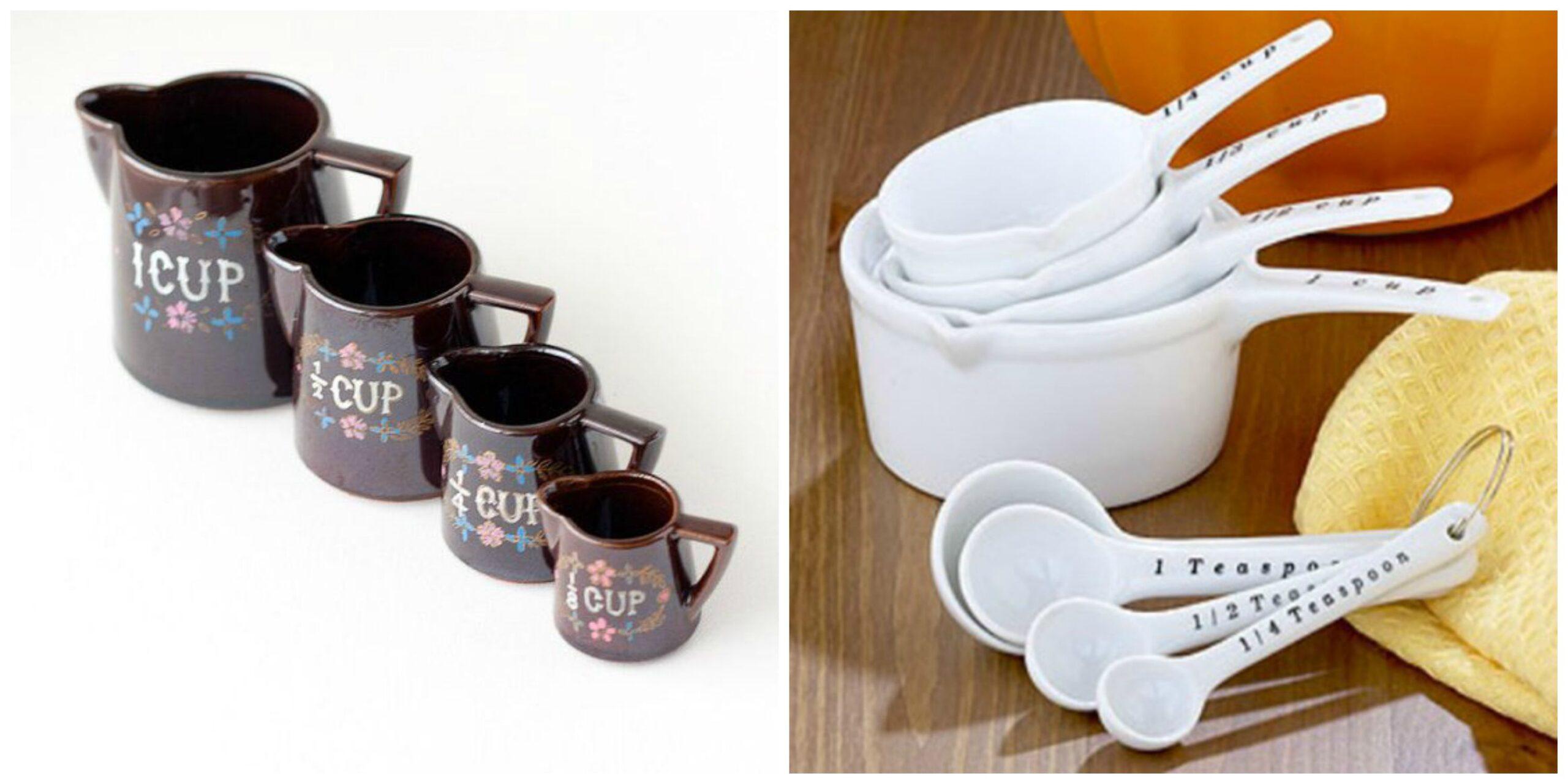 Dosi americane in cucina: a quanto equivale una tazza?