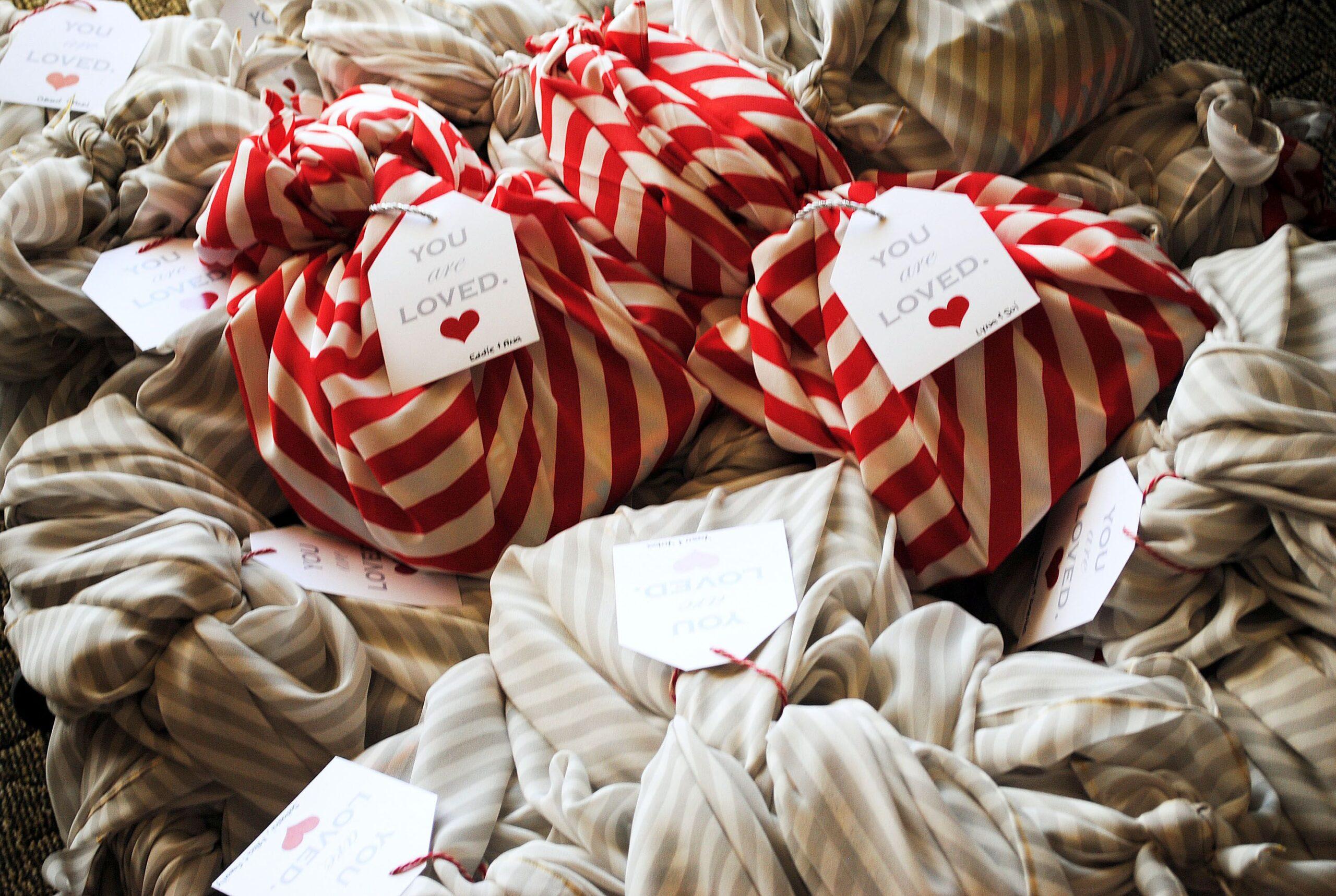 Furoshiki, l'arte di creare borse con il foulard
