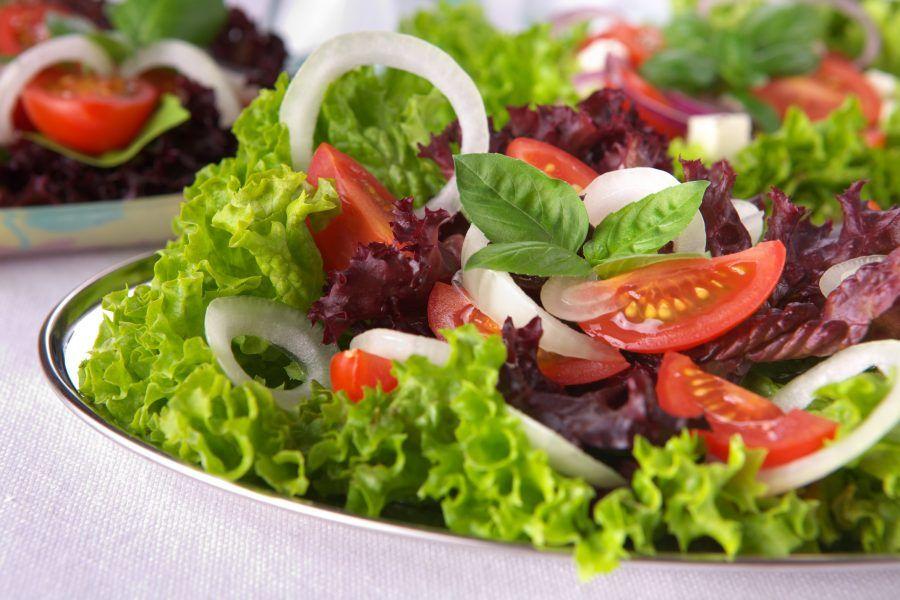 Vietato tagliare l'insalata